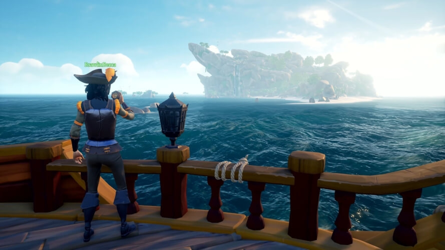Comment avoir Sea of Thieves ?