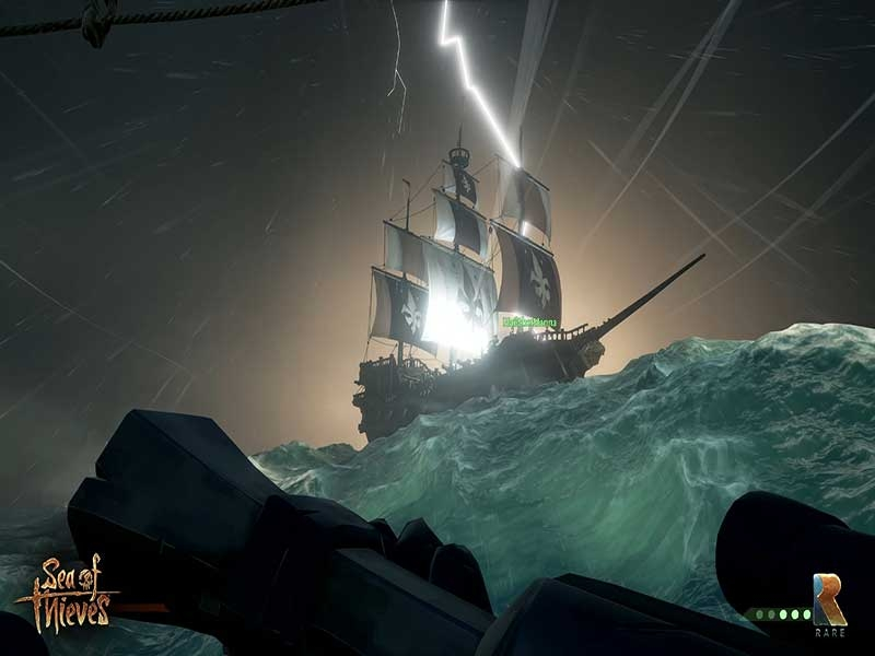 Quand sortira Sea of Thieves sur ps4 ?